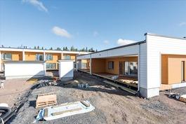 1-tasoinen tilava 111m2 koti