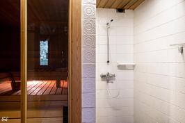 Pesuhuone / sauna