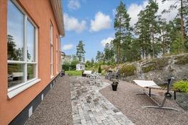 Sisäpiha - Innergården