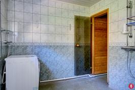kylpyhuonetila ja