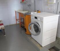 Taloyhtiön pyykkitupa