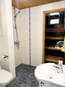 Pesuhuone remontoitu 2005