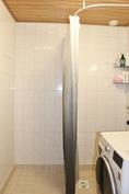 Pesukoneen paikka
