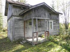 vanha rakennus