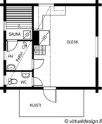 sauna pohja