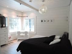 Makuuhuone 1 yläkerrassa