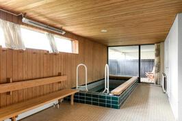 Telkkäkuja 7 - Saunaosasto
