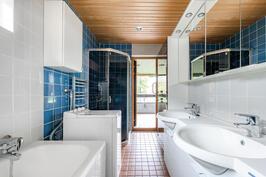 Telkkäkuja 7 - Kylpyhuone
