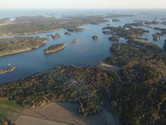 Kuva pohjoisesta - Bild från norr