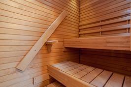 keskikerroksen sauna