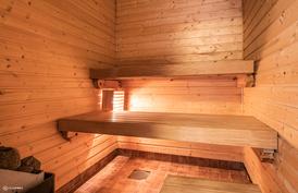 Sähkölämmitteinen sauna