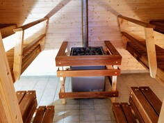 Yhtiön sauna tilat