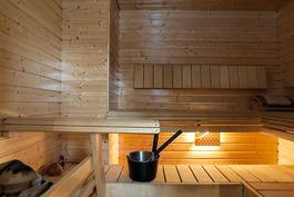 Sauna remontoitu 2011-12