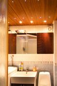 Wc kylpyhuoneessa