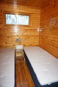 Makuuhuone/-alkovi