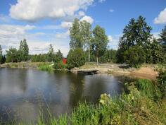 Kokemäenjoen rantaan vain 300 m.
