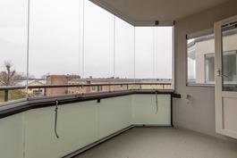 Lasitettu parveke - Inglasad balkong
