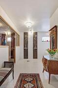 Hulppea kylpyhuone-saunaosasto