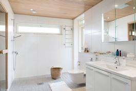 yläkerran sauna/kph