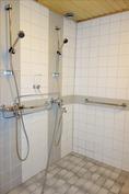 ph, jossa kaksi suihkua