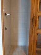 Pesukoneen paikka kylpyhuoneessa