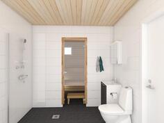 Pesuhuoneessasi voisi näyttää tältä