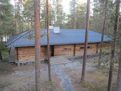 Purnuhovin Vartti-katto kunnostettiin ja maalattiin syyskuussa 2013