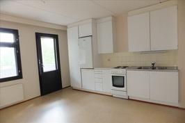 Keittiö/olohuone - Kök/vardagsrum