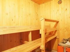 sauna rakennettu 1986/ muuratut seinä lattiavalu