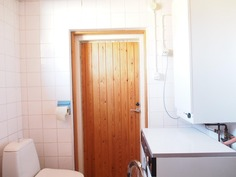 sisä wc rakennettu 1986/muuratut seinät lattiavalu