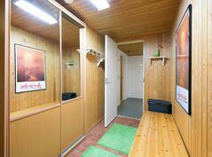 pukuhuone / omklädningsrum