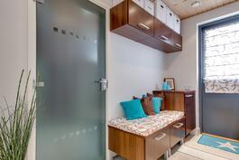 pukuhuone, n.5 m2