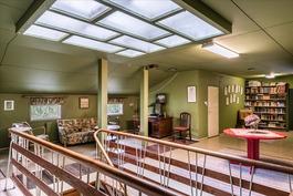 aula yläkerta