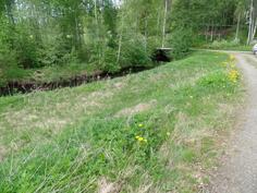 Tonttia/jokea