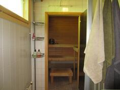 saunaosastoa