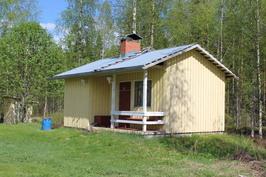 sauna/takkatupa -rakennus