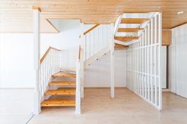 Tukeva portaikko