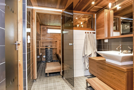upea saunaosasto