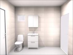 Pesuhuoneen kalusteita