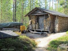 puuliiteri - woodshed