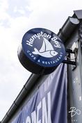 Suosittu ravintola Hampton Bay
