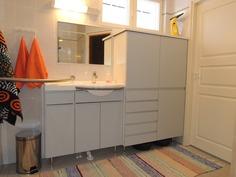 Pesuhuoneen kaapisto