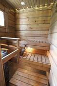 Siisti sauna!!