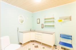 Kellarin wc:stä