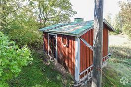 Varasto/Sauna