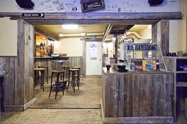Kuva on pubin puolelta,silloin,kun vielä oli toiminnassa.