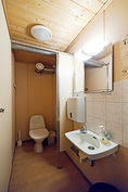 Pubin puolen wc