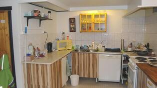 Asuinrakennuksen keittiöstä