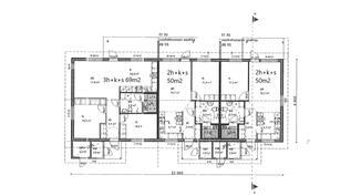 Suuntaa-antava pohjakuva B talo