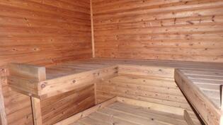 Yhden asunnon sauna